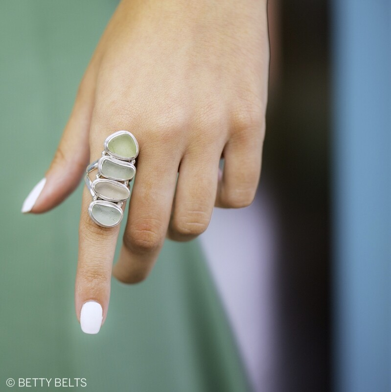 Sea Glass Ring (CAIRN)