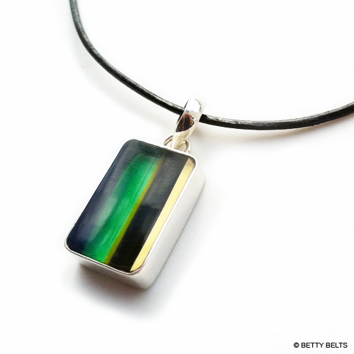 Upcycled Surfite Necklace (TANK)