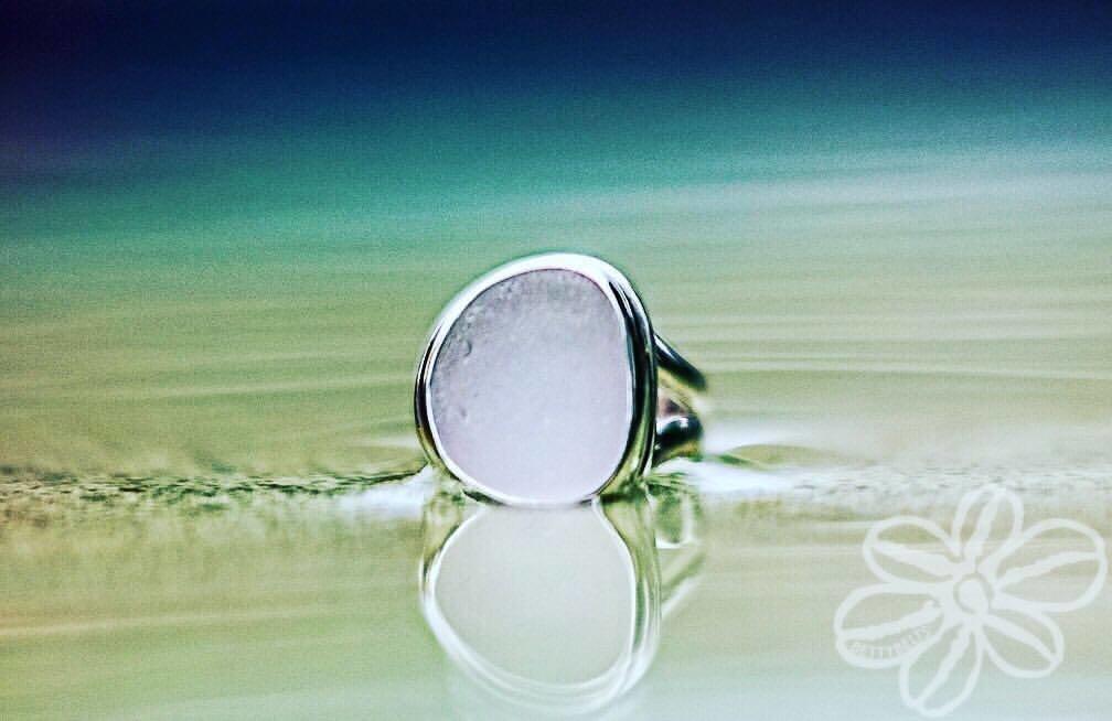 Sea Glass Ring (CLASSIC)