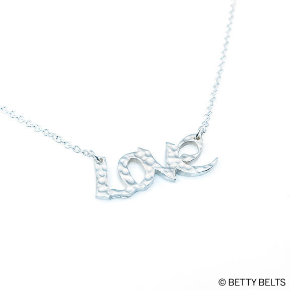 """""""LOVE"""" Necklace"""