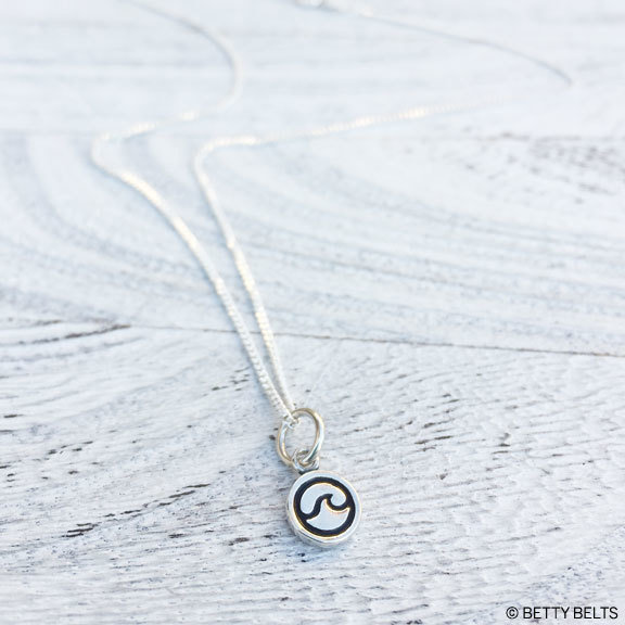 Nami Wave Necklace, Anklet or Bracelet