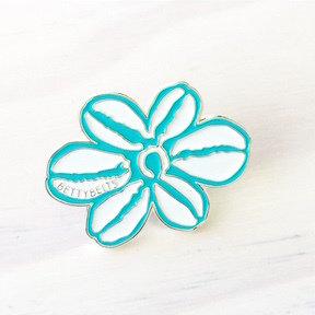 Betty Logo Enamel Pin