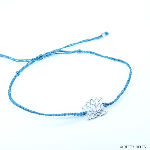 Lotus Friendship Bracelet