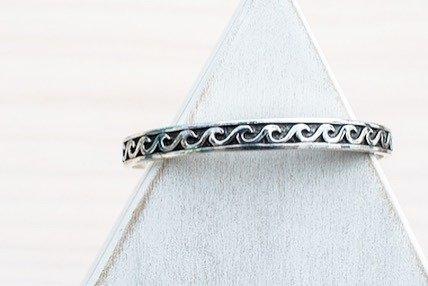 Olas Cuff Bracelet
