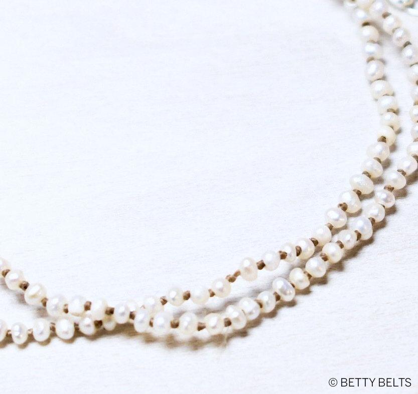 Pearl Choker (LAUREN)
