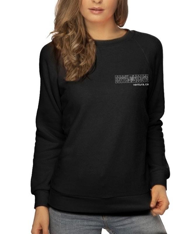 OG Betty Cozy Fleece Pullover