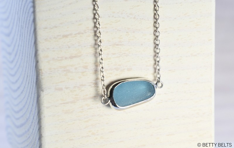 Sea Glass Wrap Chain (KIM)