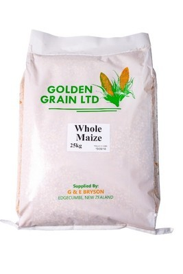 Whole Maize 25kg