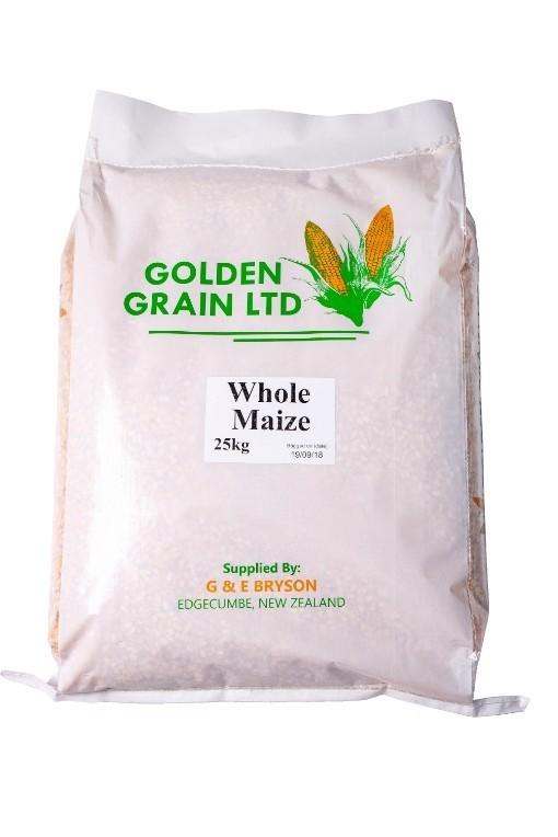 Whole Maize 25kg
