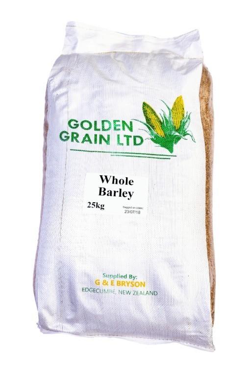 Whole Barley 25kg