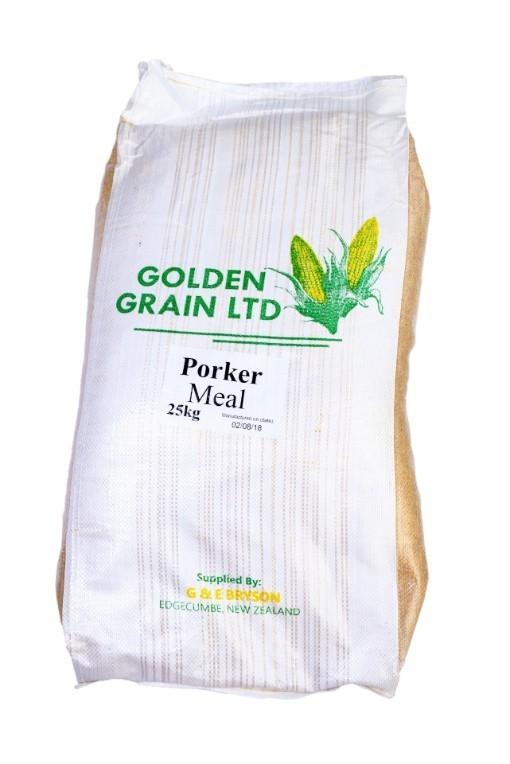 Porker Meal - 25kg