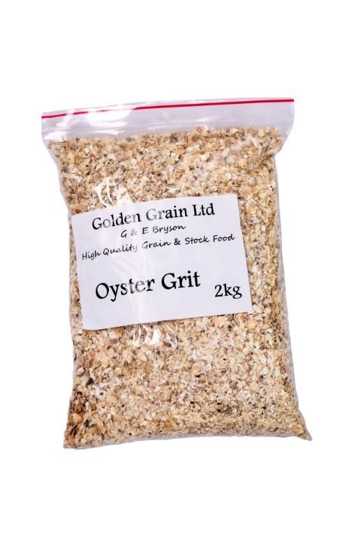 Oyster Grit - 2kg
