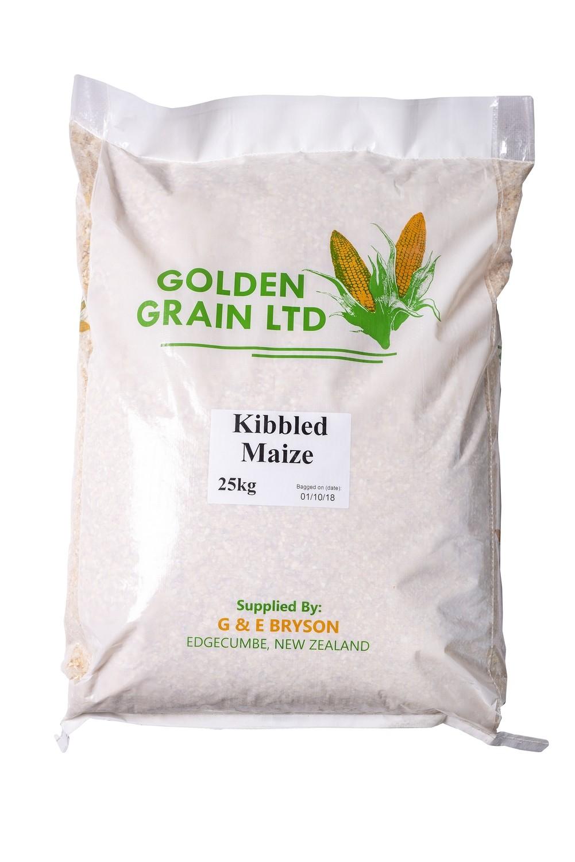 Kibbled Maize - 25kg