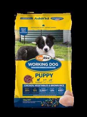 Working Puppy Biscuits 12 kg