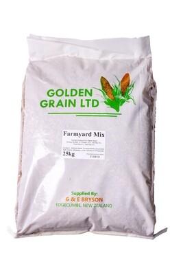 Farmyard Mix - 25kg