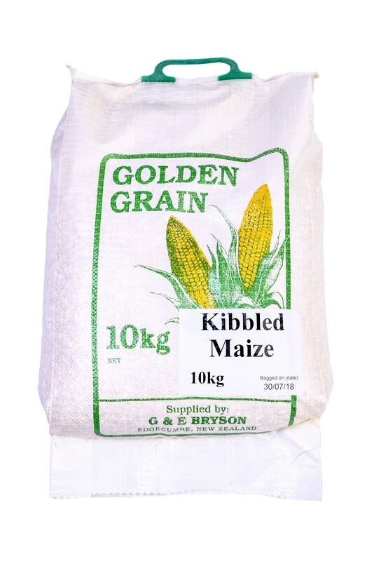 Kibbled Maize - 10kg