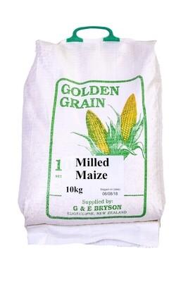 Milled Maize - 10kg