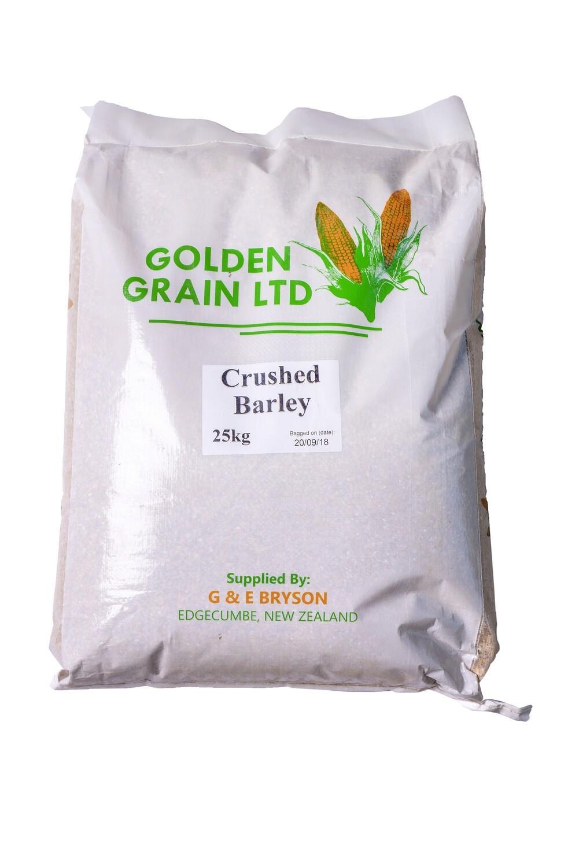 Crushed Barley - 25kg