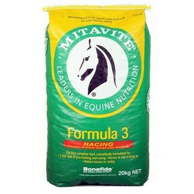 Formula 3 - 20kg