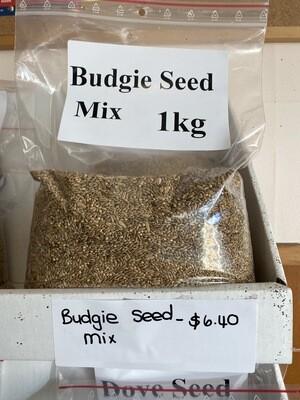 Budgie Mix per kg