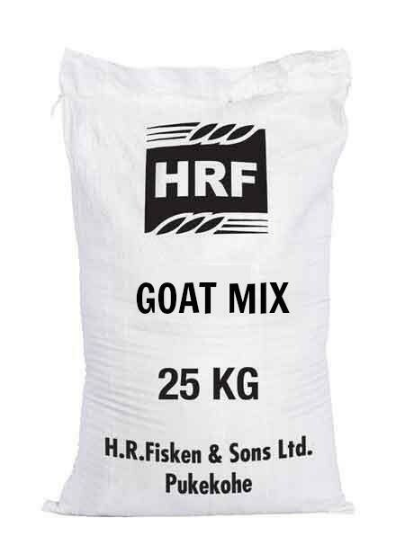 Goat Mix 25kg
