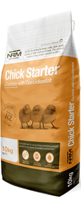 Chick Starter Crumble - 10kg