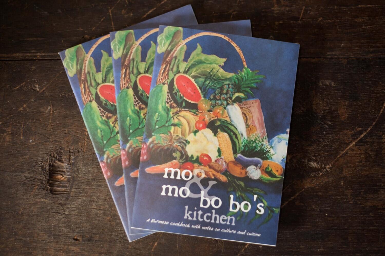 Mo Mo & Bo Bo's Kitchen Cookbook