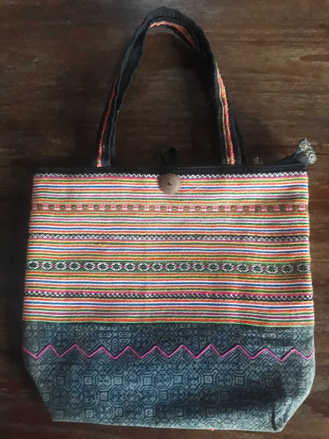Bag for visiting and small shopping