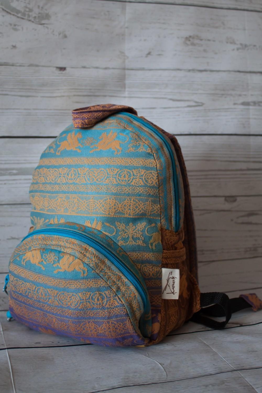 Заплечный рюкзак Karaush Kuzma Rainbow Opal