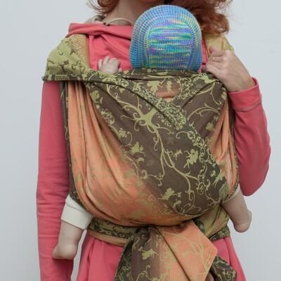 Baby sling Karaush Amira Wood Lily
