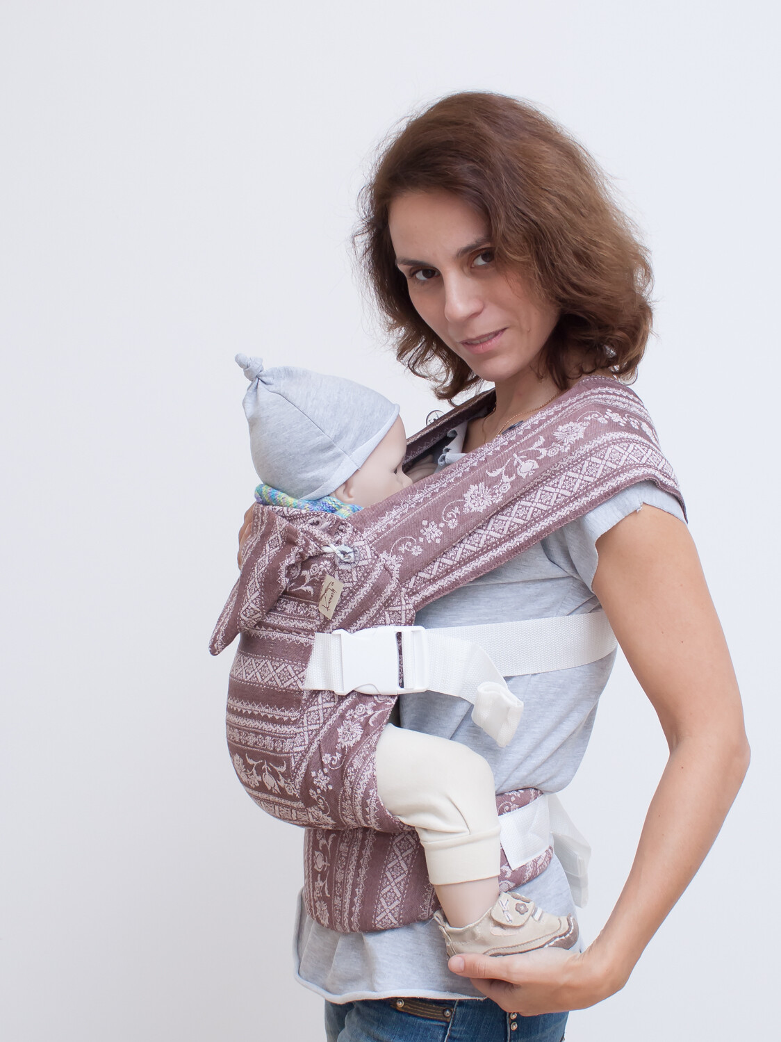 Baby carrier Karaush Adel Dogwood