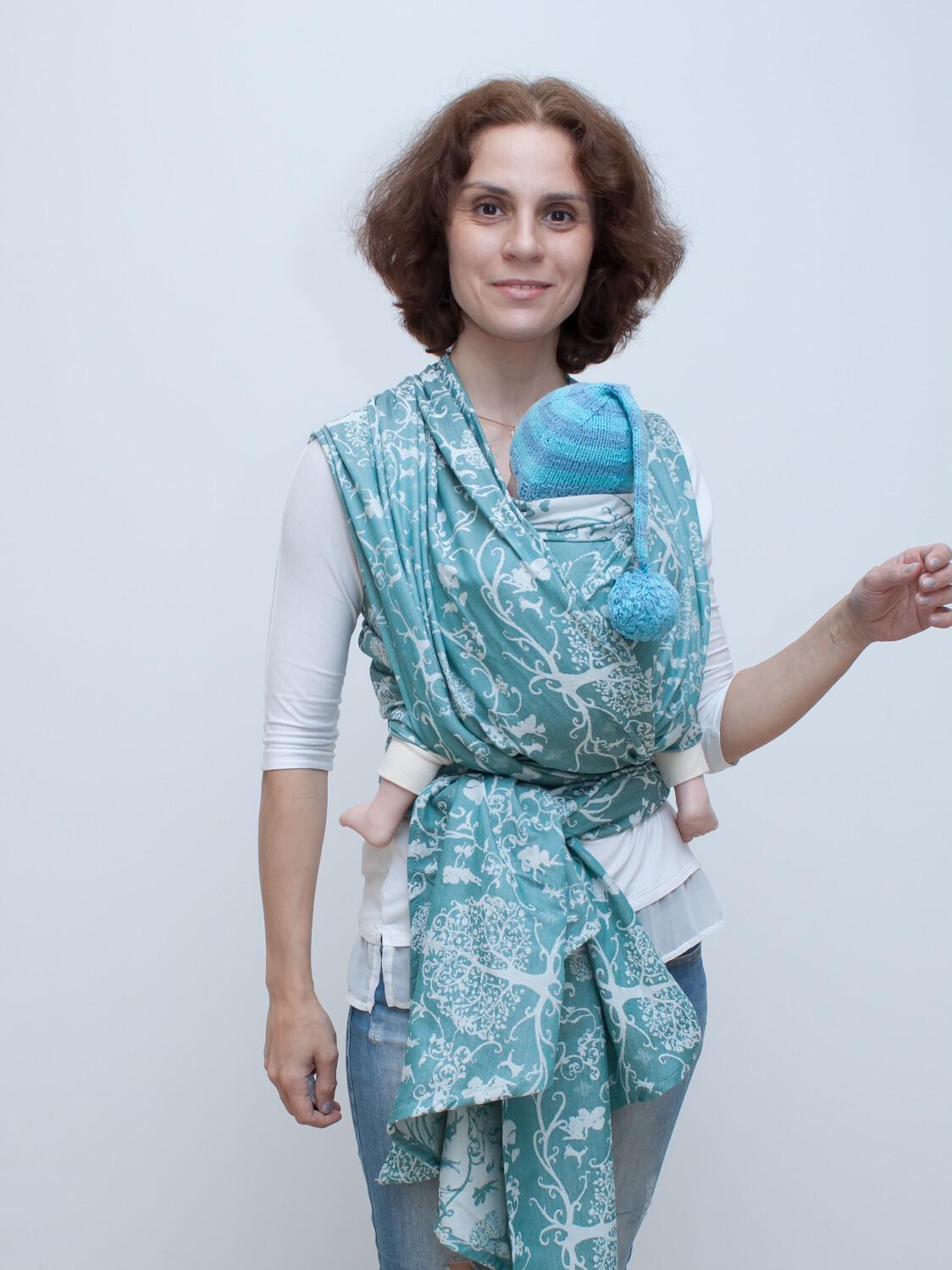 Слинг-шарф Karaush Amira Lapis