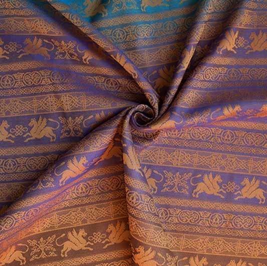 Bag on the belt Karaush Kuzma Rainbow Opal