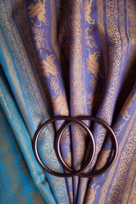 Sling with rings Karaush Kuzma Rainbow Opal