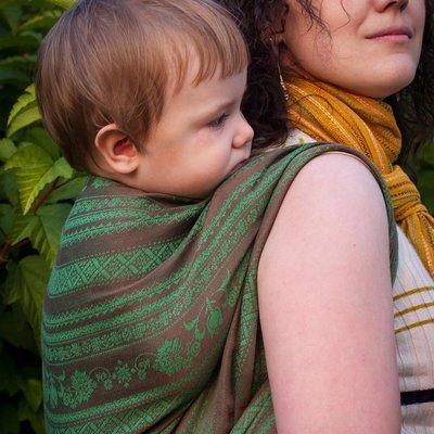 Baby sling Karaush Adel Forest