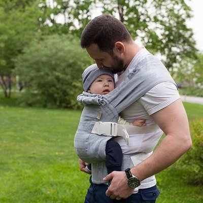 Baby carrier Karaush Kuzma Steel