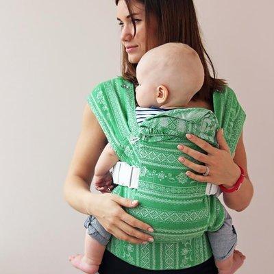 Baby carrier Karaush Adel Mint