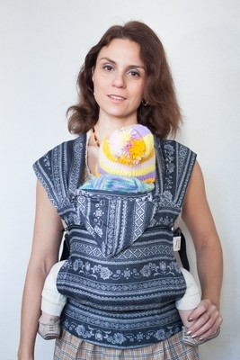 Growing baby carrier Karaush Adel Elegance