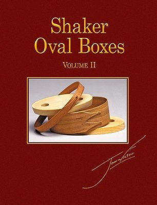 Shaker Oval Boxes Vol. II