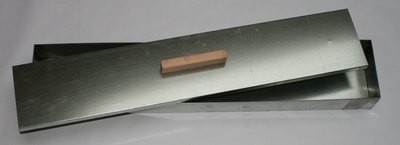 "32"" Galvanized Steel Water Tray"