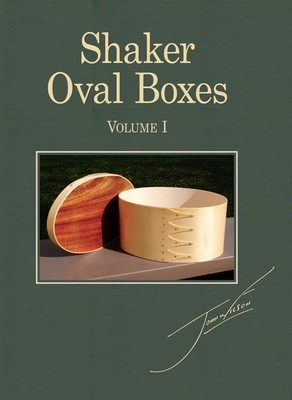 Shaker Oval Boxes Vol. 1