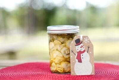 Homemade Squash Pickles - 1 Pint