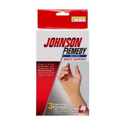 Johnson Remedy Bio Ray Wrist Support
