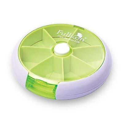 Push N Turn Pill Box