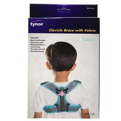 Tynor Clavicle Brace With Velcro - Child