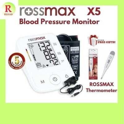 Rossmax Blood Pressure Monitor X5 RX-X5