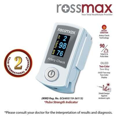 Rossmax Fingertip Pulse Oximeter SB200