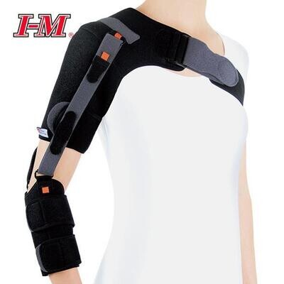 I-M Shoulder Support w/forearm cuff OH-170