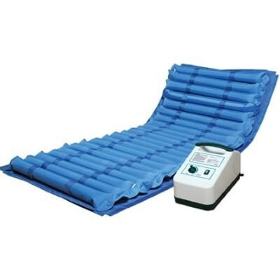 Large Cell Mattress with Air Jet Pump