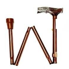 Adjustable Fold Walking Stick - R9276L